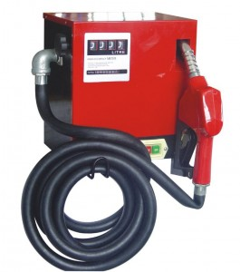 Wall Mount Diesel Dispenser Cabinet / Diesel Transfer Pump Kit