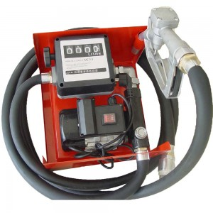Low Cost Wall Mount Diesel Dispenser / Diesel Transfer Pump Kit