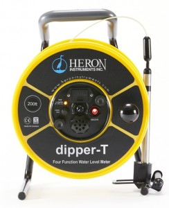 Dipper-T Four Function Water Level Meter