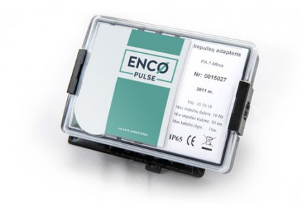 ENCO Pulse Adapter :: Pulse to MBus and wMBus Converter