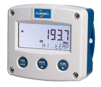 F043 Field mount - Temperature Monitor with one high / low alarm output