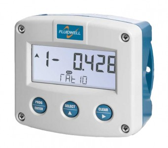 Fluidwell F114 ATEX Ratio monitor flow computer/totaliser
