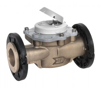 DN100 Itron Flostar single-jet water meter (Cold) Dry Dial Flanged PN16