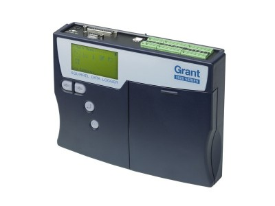 Grant Squirrel SQ2020-1F8 Data Logger complete users kit