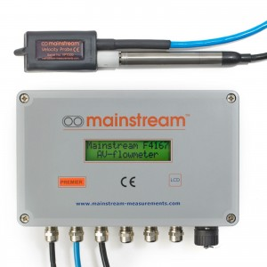 Mainstream Premier fixed AV-Flowmeter