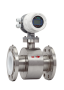 Electromagnetic Flow Meter:: DN10 Flange options, FEP/F46 Liner, AC / DC OPTIONS