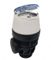 "1 1/2 "" Itron Aquadis + Volumetric Manifold Water Meter (Cold) Dry Dial Composite"