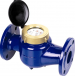 "DN50 Multi-Jet Water Meter (Cold) Dry Dial 2"" Flanged PN16"